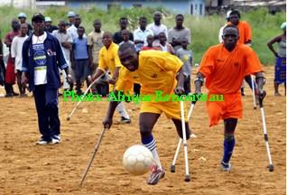 Sport des handicapés