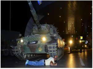 Coup d'Etat Turquie 1
