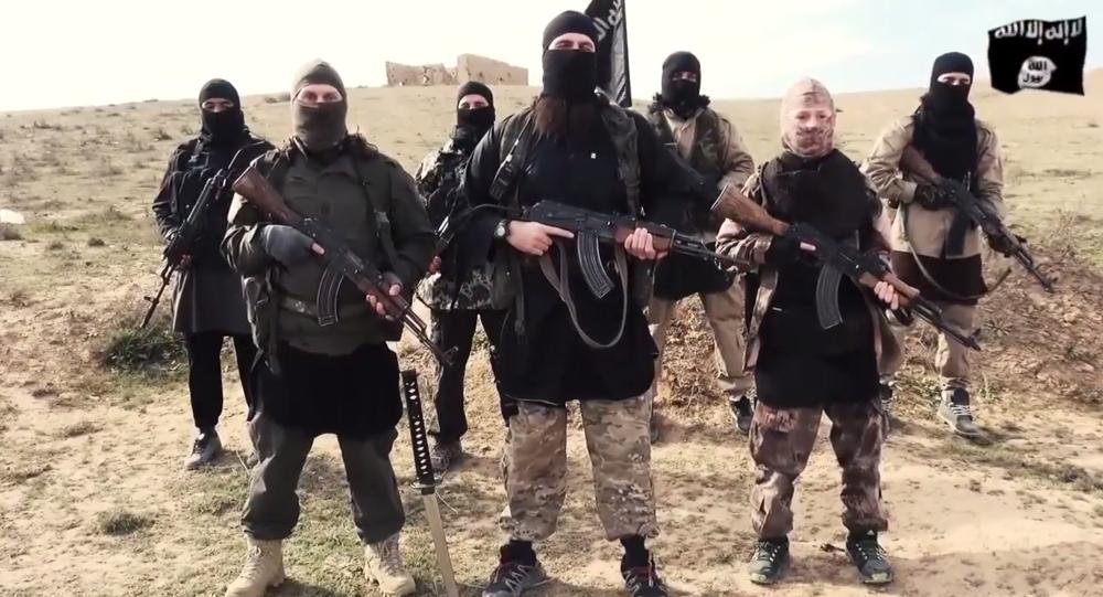 La haine de l'État Islamique  contre l'Occident