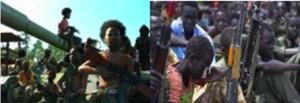 faim au Sud-soudan