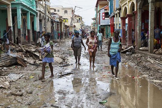 Haïti,encore un monde qui s'effondre