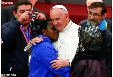 Vatican et le jubilé des sansabris