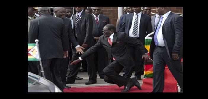 Zimbabwe : Son économie en chute libre,au rythme de sonprésident