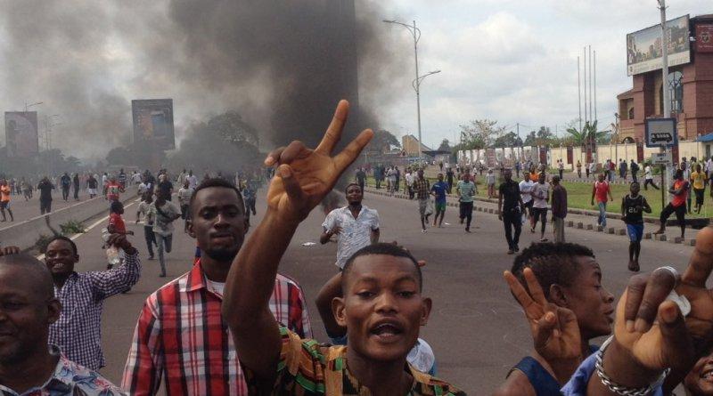 Les jeunes de 12 ans contre le pouvoir enRDC!