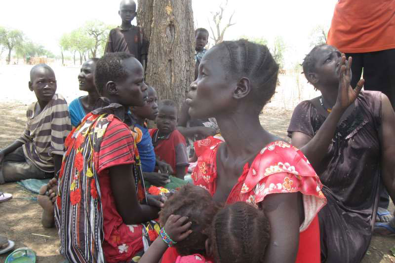 La famine menace cinq millions de personnes au Soudan duSud