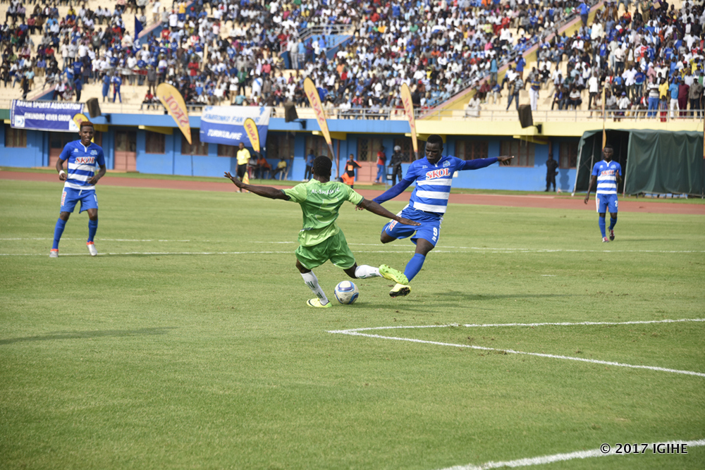 Rayon Sport ikuyemo Wau Salam yo muriSudani