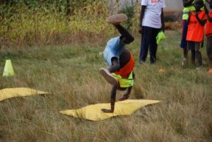 Gatagara kid's athletics competitions