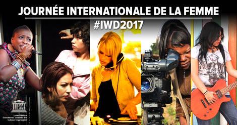 Journée internationale de la femme:quellenouveauté?