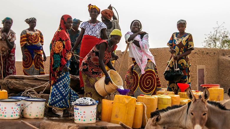 Journée mondiale del'eau