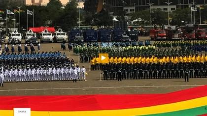 Ghana indépendance