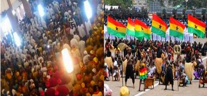 Le Ghana, ce pays qui se consacre souvent au Cœur deJésus!
