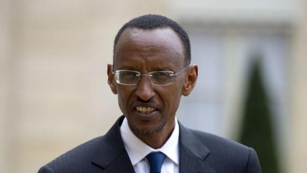 Ibiganiro hagati ya Perezida w'u Rwanda,Paul Kagame na PapaFrançois