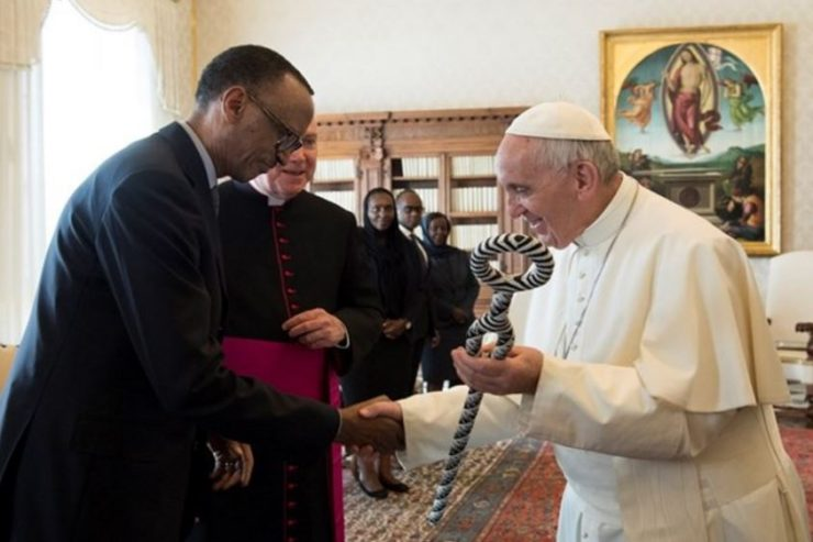 Vatican demande pardon pour le génocide des Tutsi auRwanda