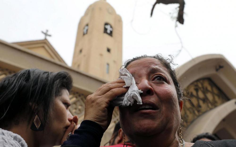 Attaques contre les églises en Égypte:les chrétiensindésirables?