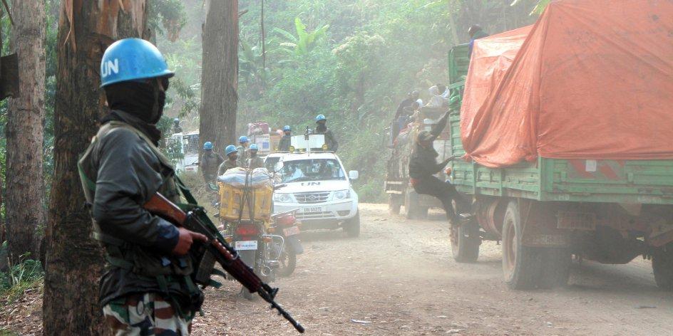 Nord-Kivu:Pourquoi les services de sécurité de l'ONU ontéchoué