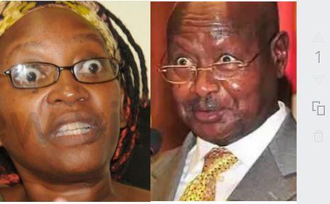 Ouganda:Stella Nyanzi,une femme qui défie le PrésidentMuseveni