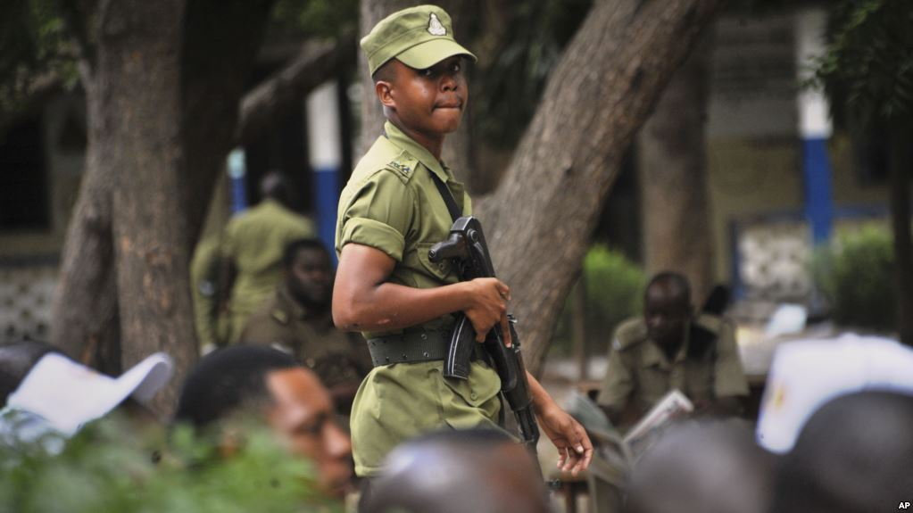 Tanzanie: huit policiers tués par des individusarmés