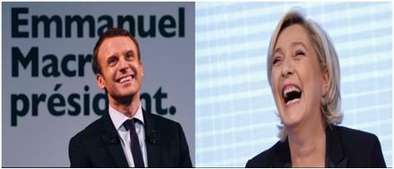 France-présidentielles 2017:Macron-Le Pen au second tour,en marche ou unfrein?