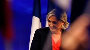 marine-le-pen-french-national-front-political-party-candidate-for-french-2017-presidential-election-concedes-defeat-at-the-chalet-du-lac-in-the-bois-de-vincennes-in-paris-after-the-second-round-of-201