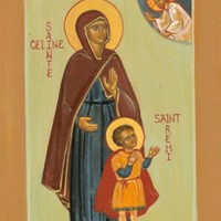 Umutagatifu twibuka: Sainte Céline,umurinzi w'umubano mu bantu