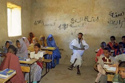Mauritanie: Le système éducatif au bas del'échelle