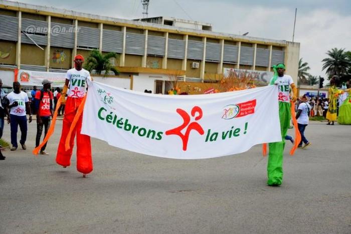 Côte d'Ivoire-30 Octobre: Disons Bienvenue, laVie!