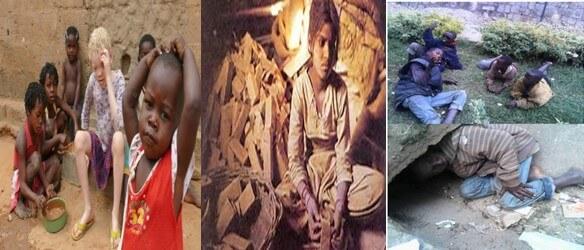 Enfances volées: situation déplorable des enfants dans lemonde