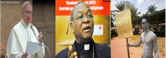 Nigeria:Des prêtres menacés de déchéance ecclésiastique par le PapeFrançois