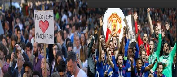 Angleterre :Manchester davantage United face auterrorisme