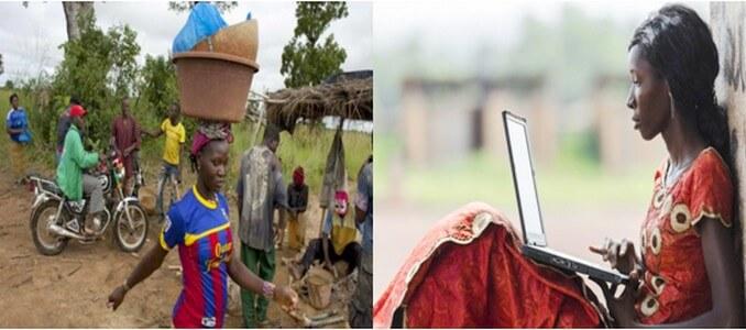 Les 5 derniers pays en développement humain sontafricains