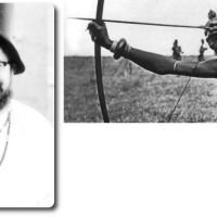 Le 1 avril 1910: Le Père Paulin LOUPIAS a reçu un coup de lance dans sa Mission