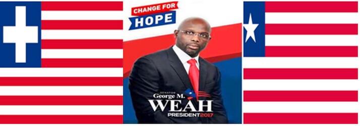 George Weah et le Liberia qui se libérera contre la perfusionaméricaine