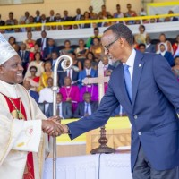 Rwanda-Eglise: Mgr Antoine Kambanda,l'Archevêque installé et le piège de la promesse