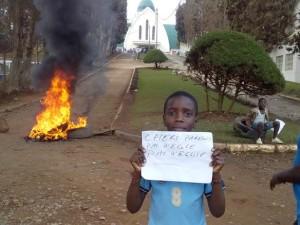 Gratuité de l'enseignement en RDC