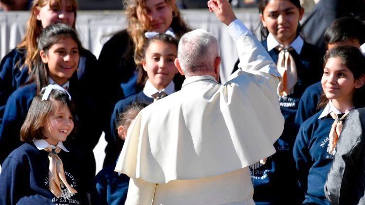 Événement: pour un «Economy of Francesco» du  Pape François avec les jeunesentrepreneurs
