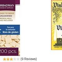 Vin et pain eucharistiques aux supermarchés?