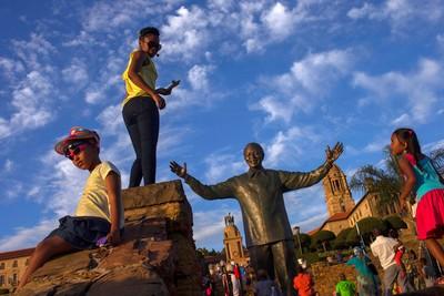 Afrique du Sud: Mandela Day ou le complexe de l'héritage