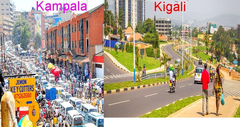 KAMPALA-KIGALI: POURQUOI LE TORCHON BRULE ENTRE LES DEUXCAPITALES?