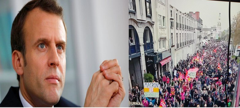 Emmanuel Macron, président d'une Franceingouvernable!