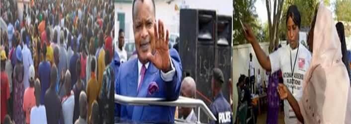 Congo-Brazzaville: Élections législatives, les brascroisés.