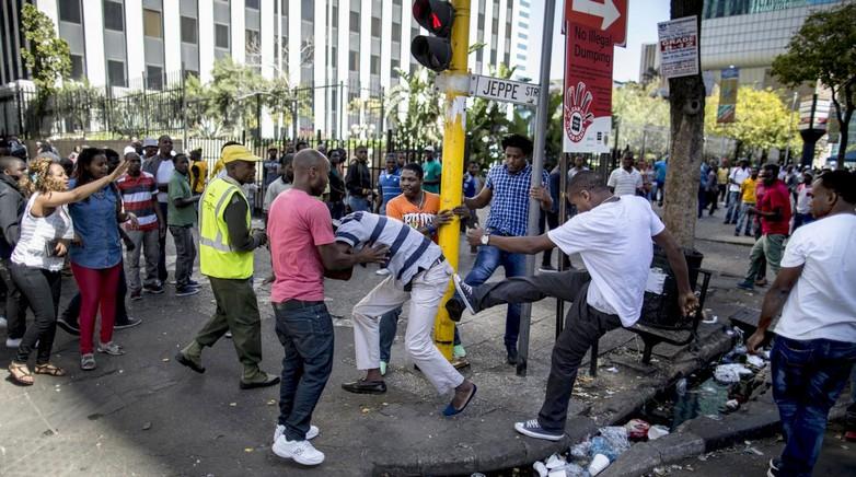 Afrique du Sud: Paroxysme de la haine des étrangersimmigrés!