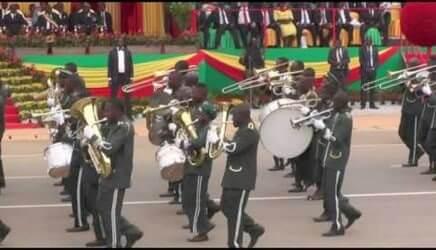 Kinshasa:A l'Ascension,l'Église kimbanguiste a fêté le «vrai Noël»