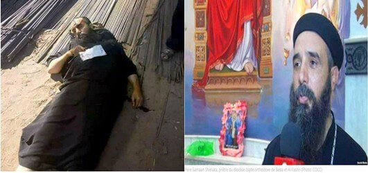 Egypte: un prêtre assassiné dans la rue duCaire
