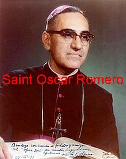 Canonisation de Mgr ROMERO,reconnaissance de la voix des sansvoix