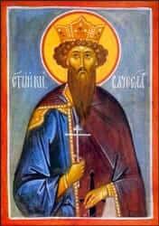 Ubuzima bw'abatagatifu: Saint Wenceslas,urugero rw'abategetsi bubahaImana