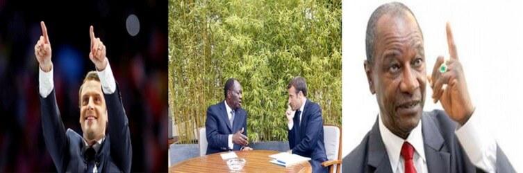 Le siècle africain d'Emmanuel Macron:quelle Afrique pour laFrance?