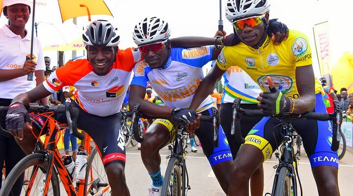 Sport-Rwanda:Hari icyizere ko amagare  n'umukino wayobizakomera?