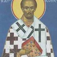 Les cinq très belles citations de Saint Jean Chrysostome