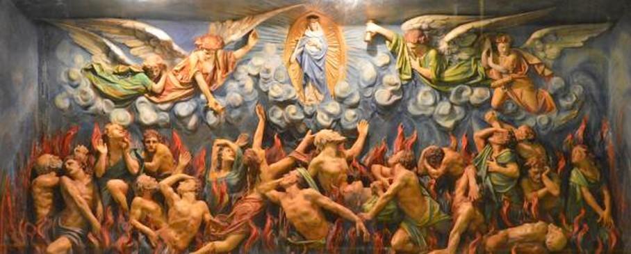 Commémoration de tous les Défunts ou des Âmes duPurgatoire?