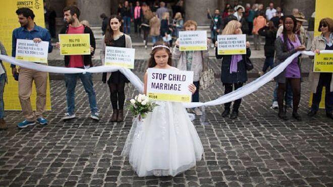 Le mariage religieux des mineurs fait des ravages en IleMaurice!